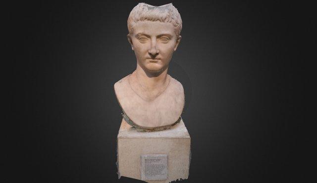 Empereur Tiberus - British Museum 3D Model