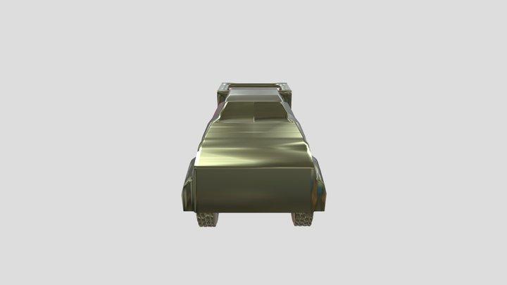 CarModle 3D Model