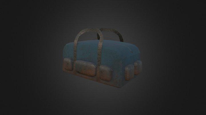 Dirt Bag 3D Model