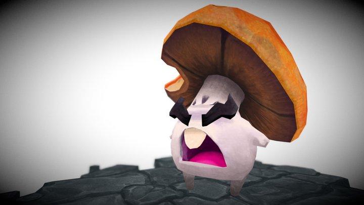 Crazy Critter Crate - Madcap 3D Model