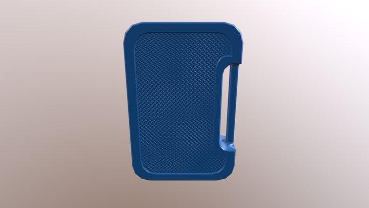 Brief Case 3D Model