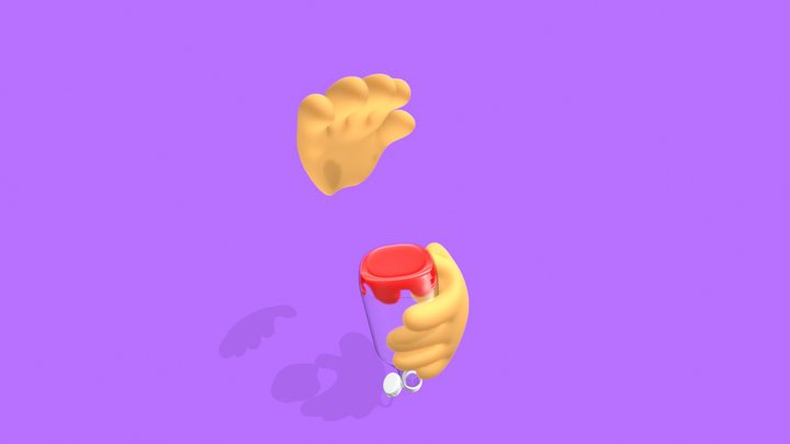 last drop 3D Model