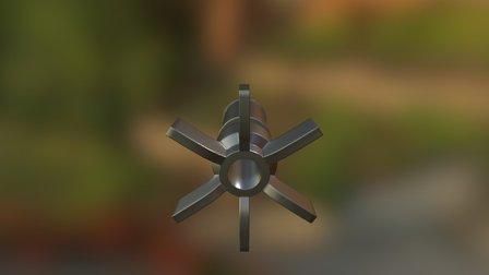 Impeller 3D Model