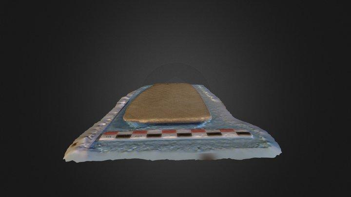 Placa 3 3D Model