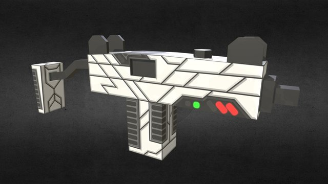 Bulldog   Quintessence 3D Model