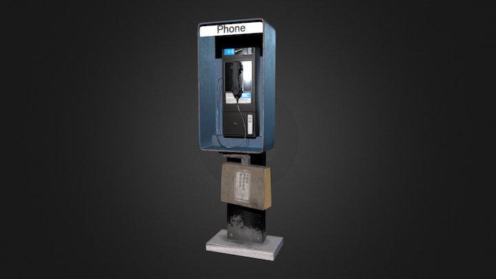 Street phone 3D Model