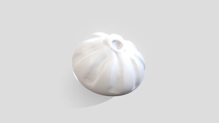 bun 3D Model