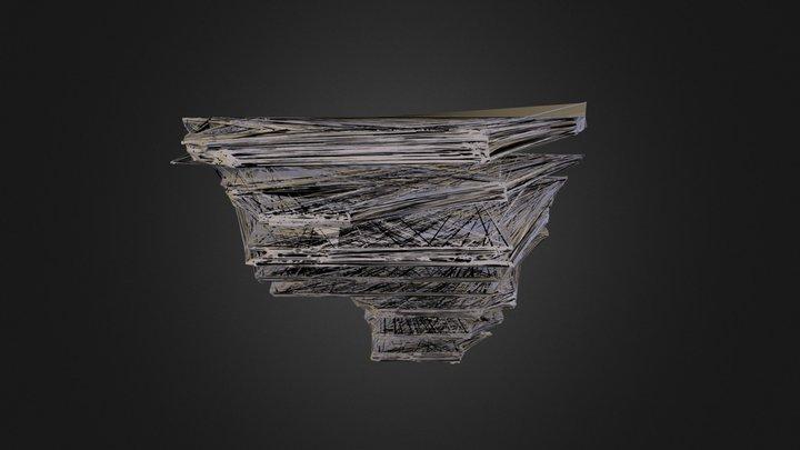 casa_3d.3ds 3D Model