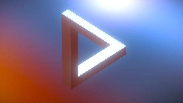 Optical Illusion 3D Model