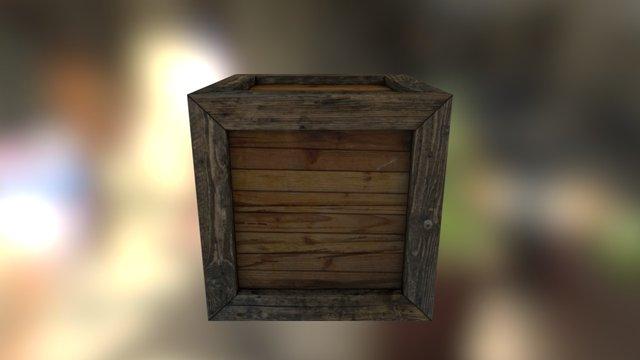 Crate_0003.c4d 3D Model