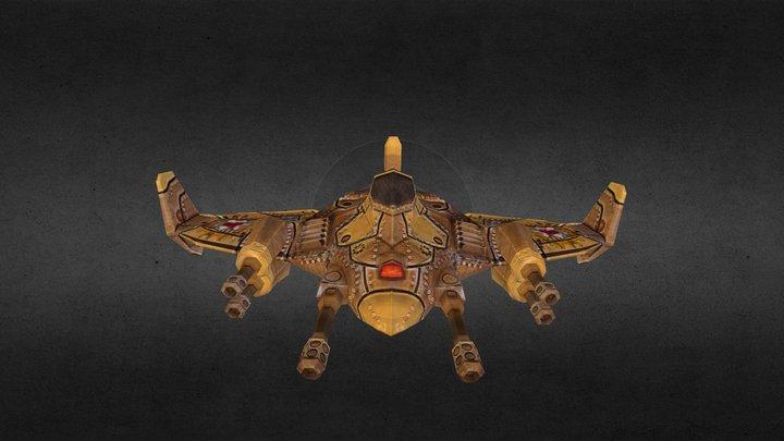 Litak A1 3D Model