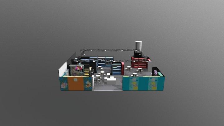 DJECO_M&O 01-2018 3D Model
