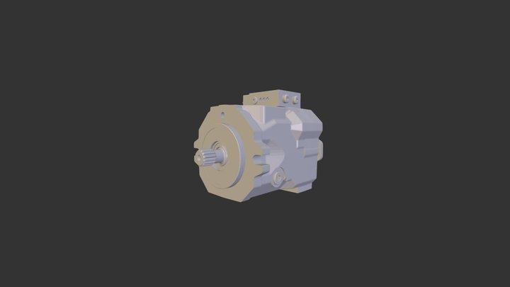 HPR055-02 3D Model