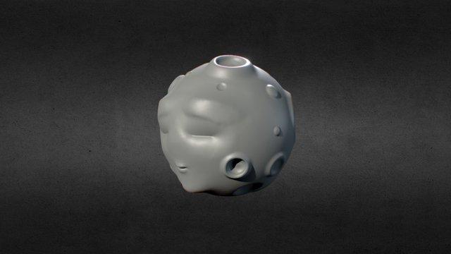 moon / ay 3D Model