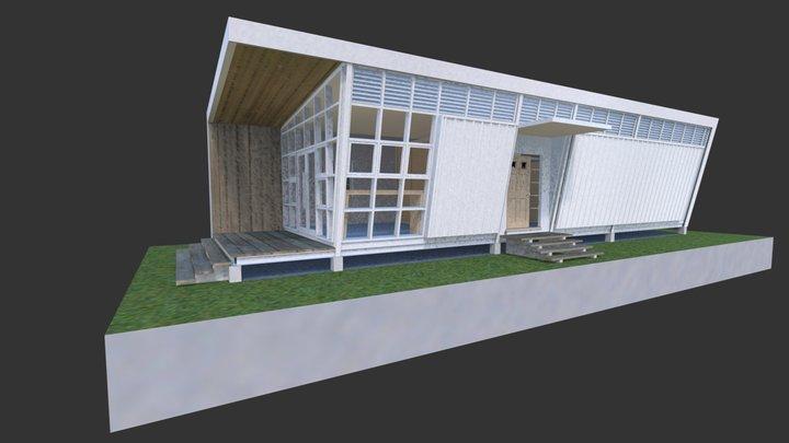 Resthouse 3D Model