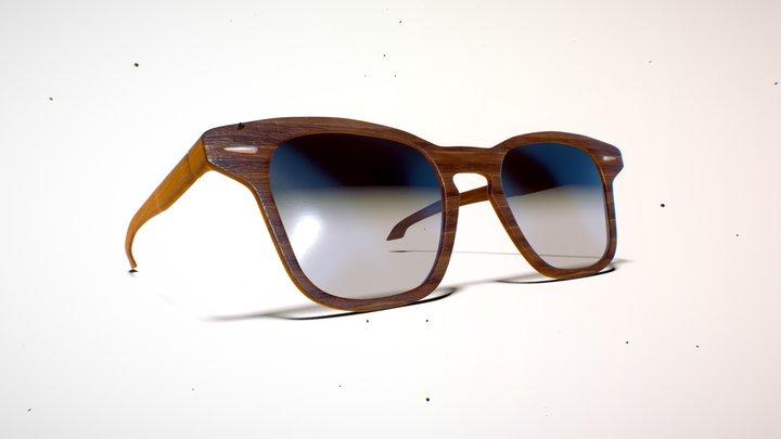 Glasses TEST 01 3D Model