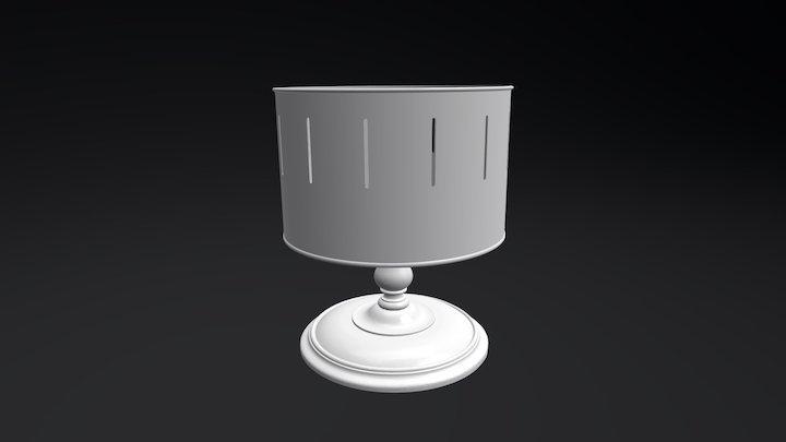 Zootrope du 19ième siècle 3D Model