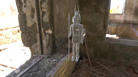 Anubis Guard Test 3D Model
