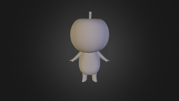Appie Body 3D Model