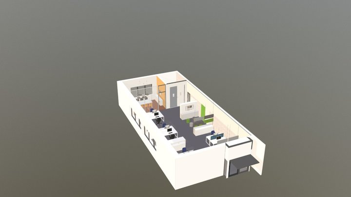 Projekt7 3D Model