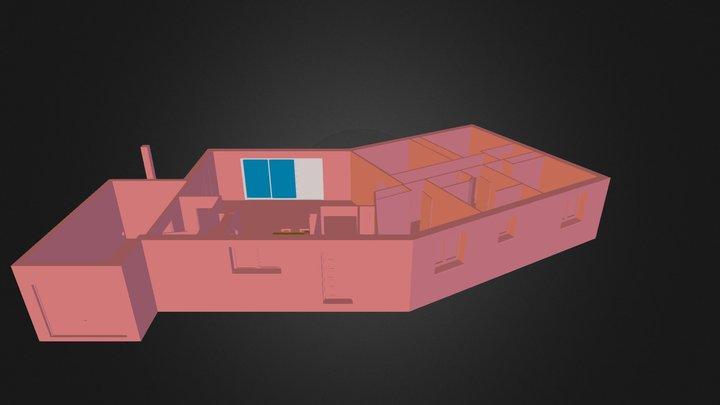 Maison-V-4n 3D Model