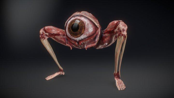 Blemm Eye 3D Model