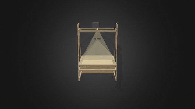 Kiosk Prototype 3D Model