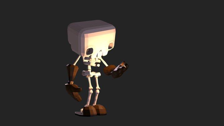 BONELESS 3D Model