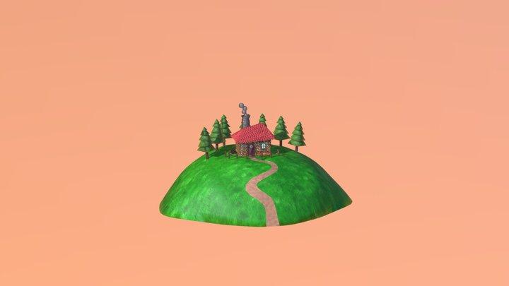 Casa Bruxa Entrega Final 3D Model