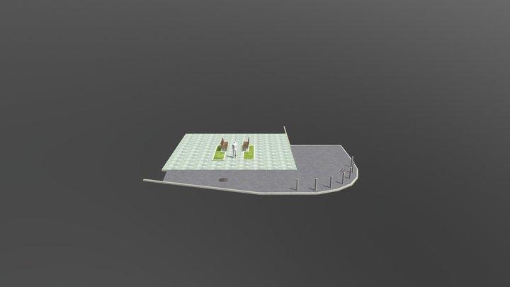 Trancio Di Piazza Test 1 3D Model