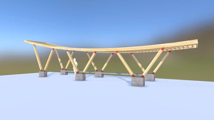OR 975-AB- R0 3D Model