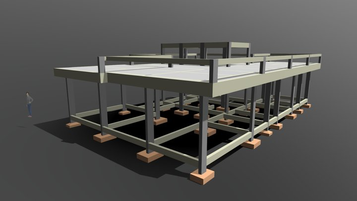 RESIDENCIA S | F 3D Model