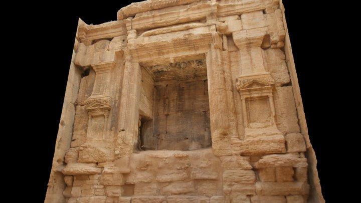 Temple of Bel - North Cella 3D Model
