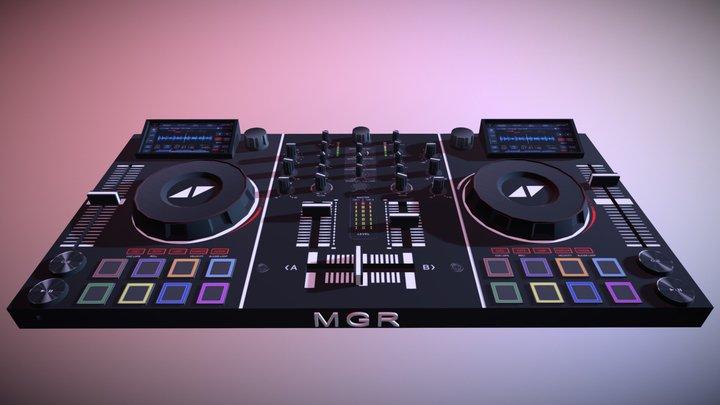 Controladora MGR 3D Model