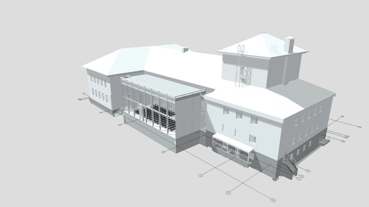 BKAC 3D Model