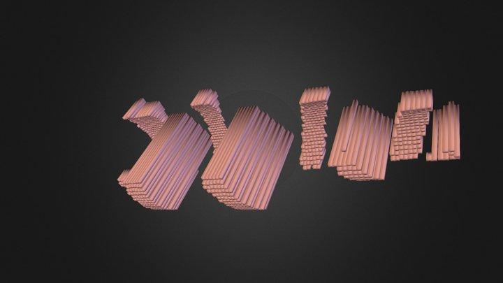 spiral_support 3D Model