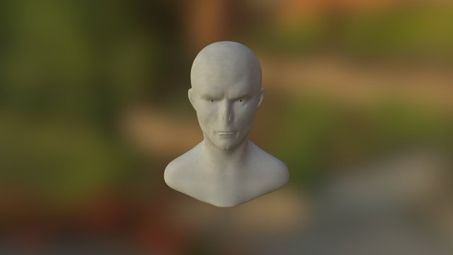 Lord Voldimore 3D Model