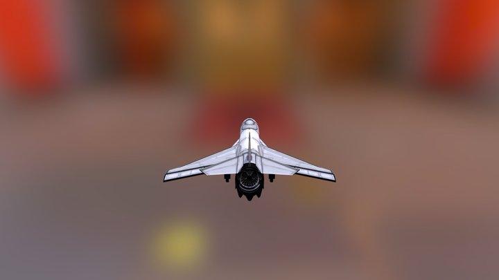 Phantom 3D Model