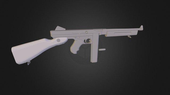 Thompson 3D Model