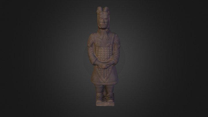 Guerreiro-de-xi-an 3D Model