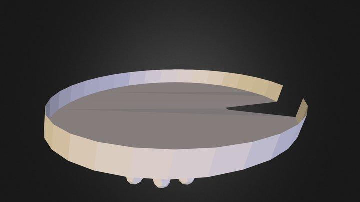 Lotad 3D Model