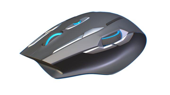 REFLEX v2 3D Model