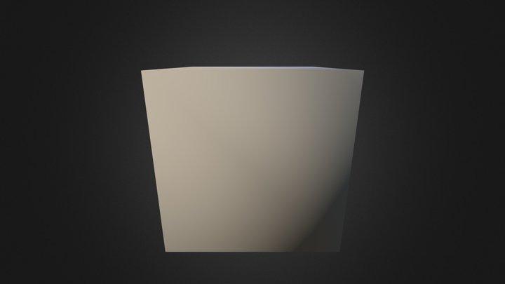 Item Block 3D Model