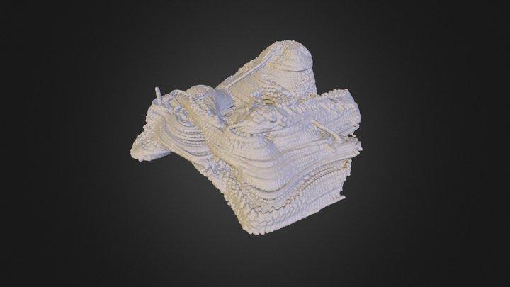 Quadrant 3D Model