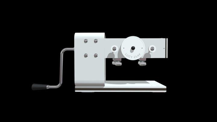 LC Machine: Baby Squirrel 15 3D Model