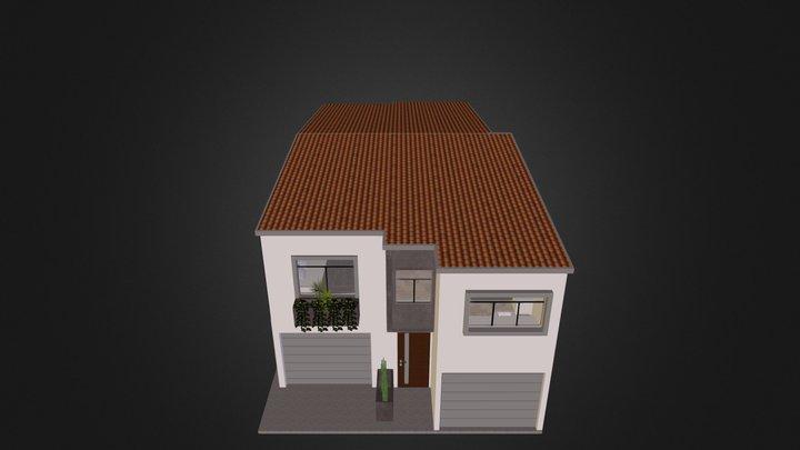 Casa A-S 3D Model