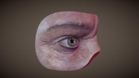 Eye - practice 3D Model
