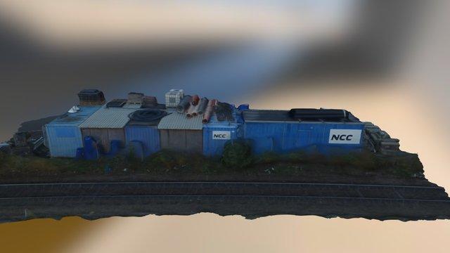 Trekanten Memento 3D Model