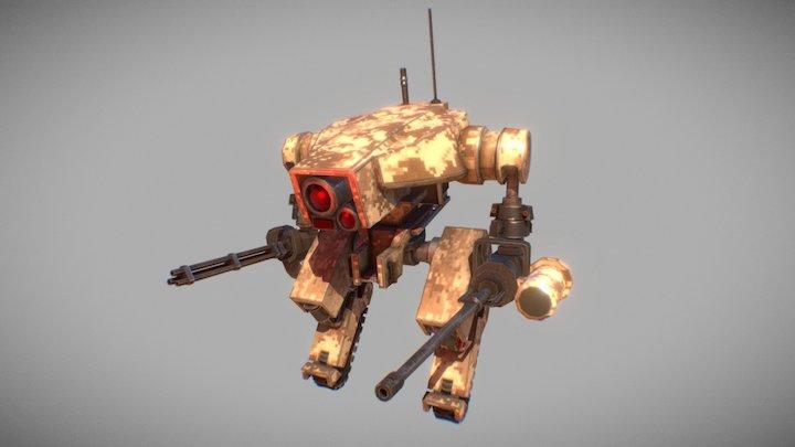 mech boi 3D Model