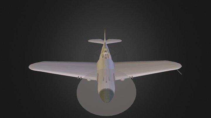 P40C-RSmith 3D Model